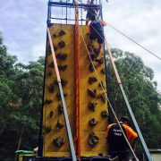 Abseiling Wall 2