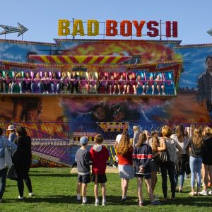 Music Trip/Bad Boys II