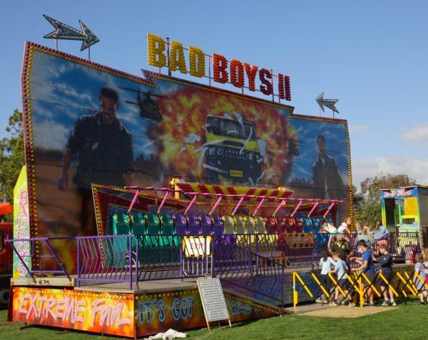Music Trip/Bad Boys II