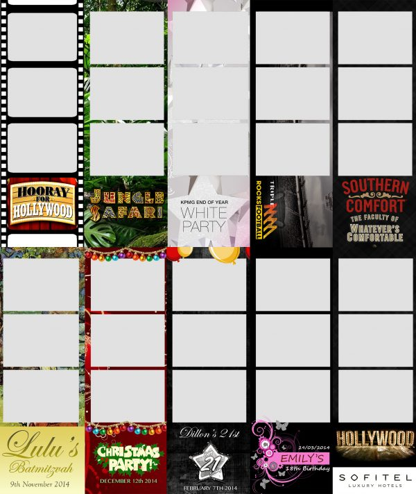 Booth Templates