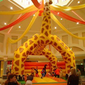 Giraffe Castle 1