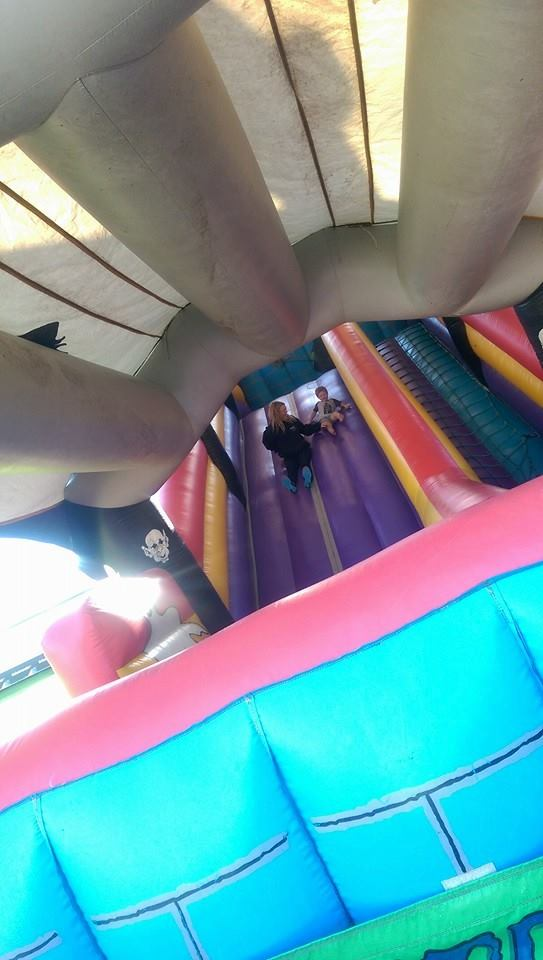 Haunted House Slide