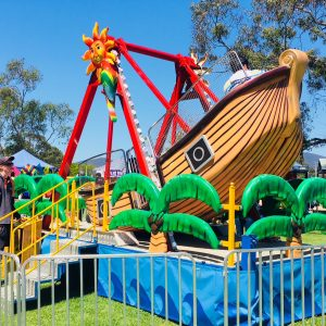 Pirate Ship Ride Melbourne