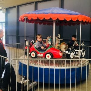 Merry Go Round – Speedway Carousel
