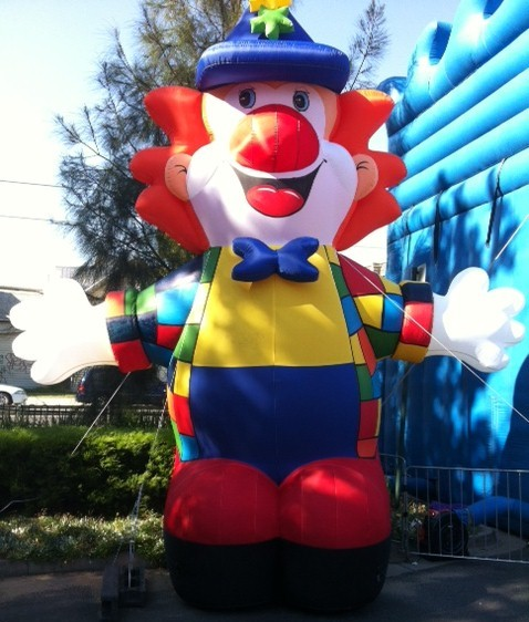 Inflatable Clown