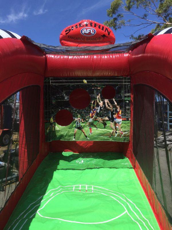 Inflatable Handball Comp