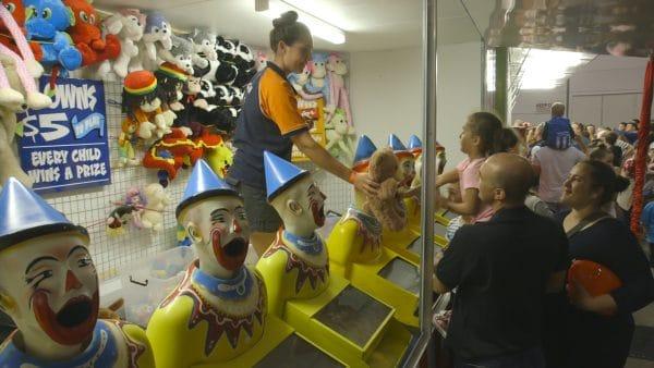 Laughing Clown Van