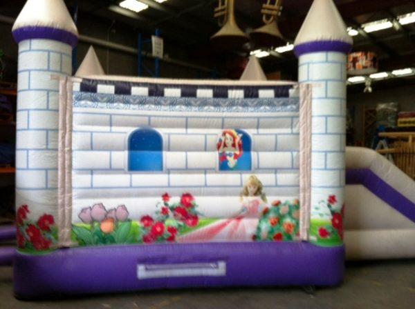 Princess Palace Children's Jumping Castle