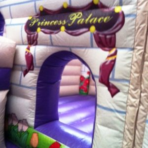 Princess Palace Children's Jumping Castle