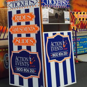 Ticket box