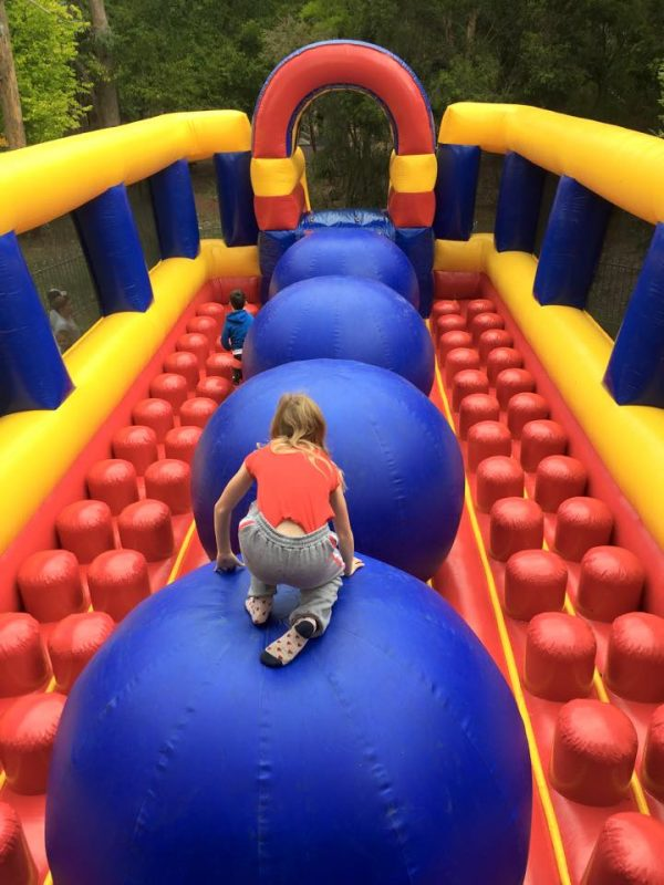 Wipeout Challenge Ride