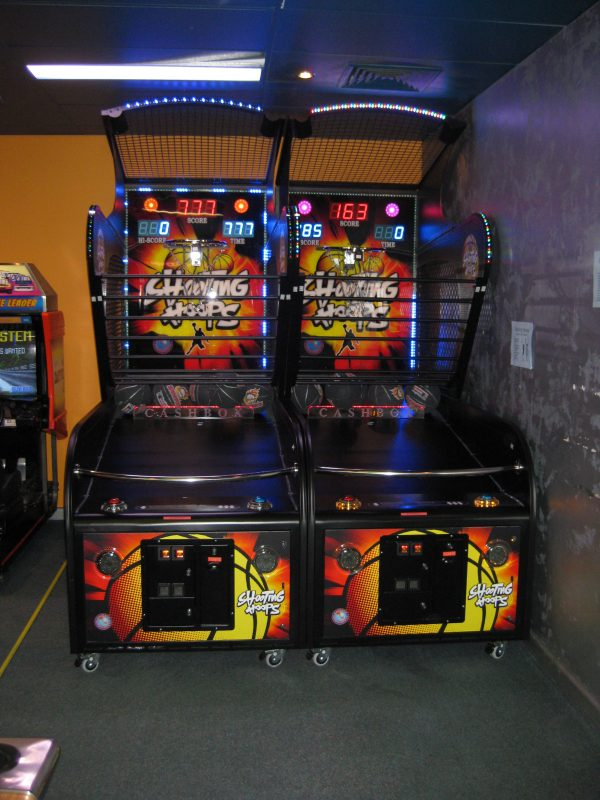 Shoot The Hoops Arcade Game