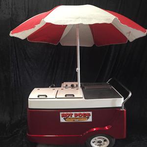 Hotdog-Cart