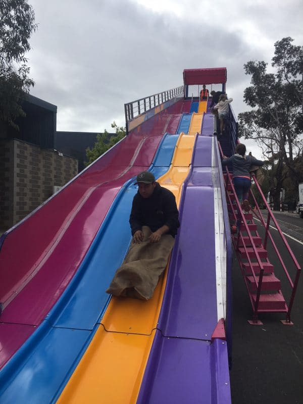 Superslide Melbourne